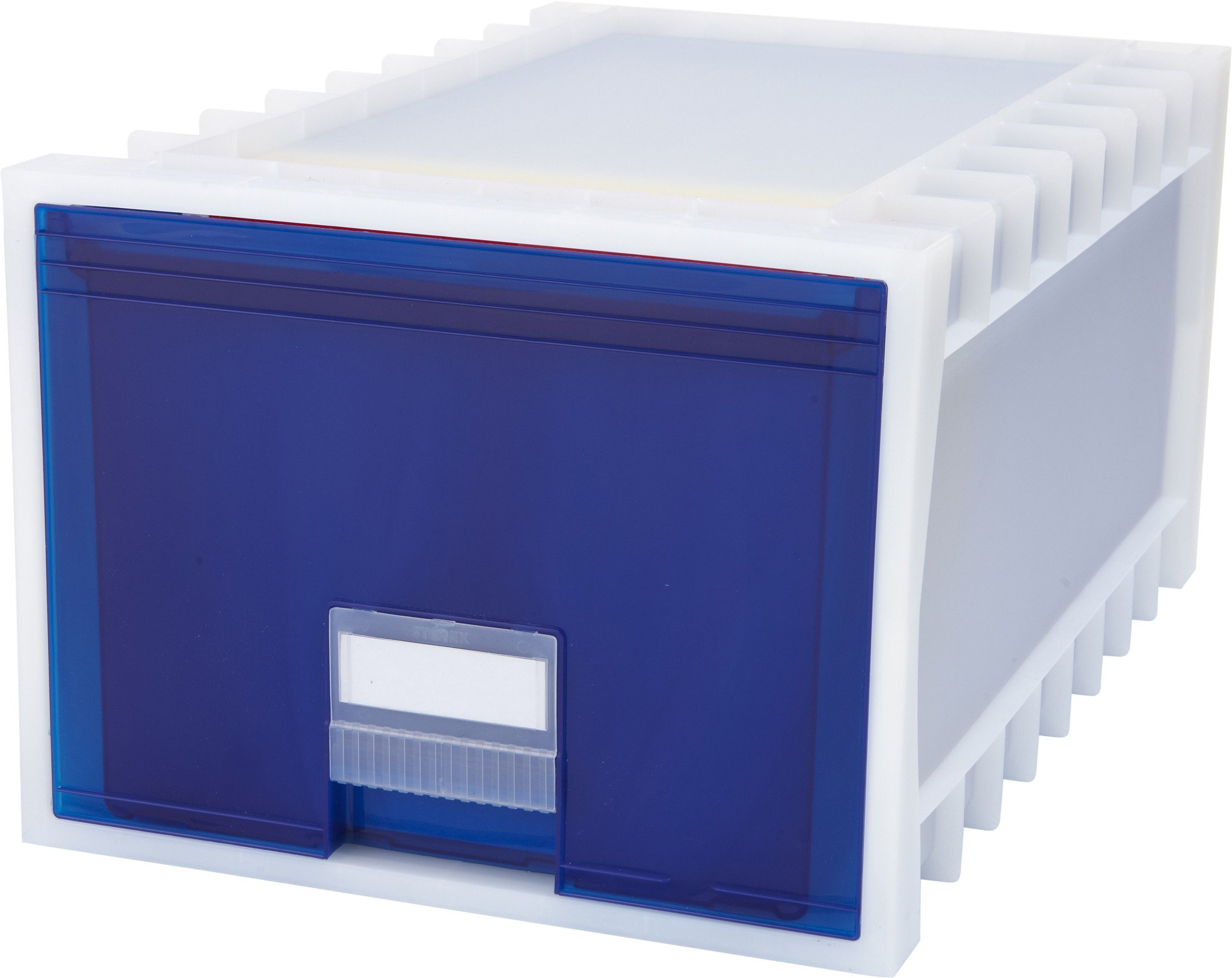 Storex Plastic Archive Storage Box Sweetdeal