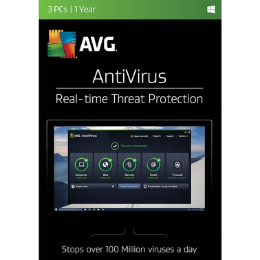 Ant-Virus & Malware Protection